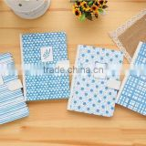 No820 Stationery magnetic lock notebook,magnetic flap notebook,magnetic closure notebook