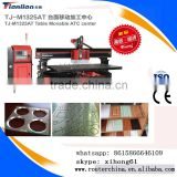 Hot sale high precision table moving cnc router metal cutting machine for cutting aluminum