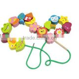 Baby Wooden beads educational toys