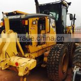 Used grader caterpillar 160M, also 140H,14G,140G,12G,12H caterpillar grader
