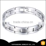 Fashionable Bangles And Bracelet Jewelry Stainless Steel Boy Bracelet