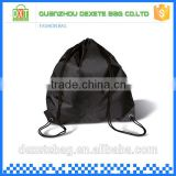 Custom colorful backpack travel plastic drawstring bags wholesale