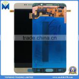 Gold Display for Samsung Galaxy Note 5 LCD Display with Digitizer Touch Screen