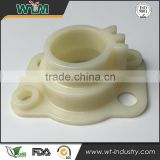 China Precision Vehicle mold Plastic Injection Mould Part of Gear & ABS Rubber Gear Molding service