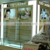 Geneva showcase display panel light guide plate LGP vitrine display panel led light panel