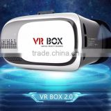 new arrival bobo vr 46 3D glasses, special visual vr box 2.0 for Apple IOS, Android 4.0( or above)