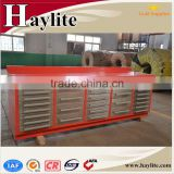 Quality Heavy duty steel storage tool work bench with drawers