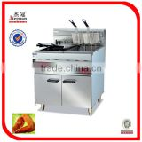 Free standing Electric Fryer With Timer(DF-26-2A)(0086-13632272289)