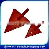Fit bit, Triangular Hole Cutter, Triangular drill bit for Ceramic