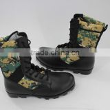 Wholesale low price camouflage Army jungle Combat Boots