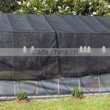 Knitted mesh tarp/shade cover/shade net