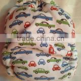 Bamboo Charcoal Car Baby Diapers