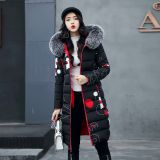 2017 Latest coat autumn winter cotton-padded style is the most new in Europe and America Mr Matt