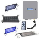 400mm 600mm 900mm dimmable Full Spectrum LED Aquarium Lighting best for fish &croal reef growing
