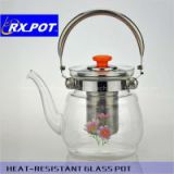 The most special glass teapot(1100R)
