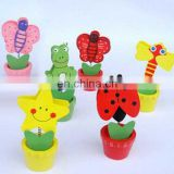 baby shower favor wooden peg products single wooden clip hanger for pants and shirt