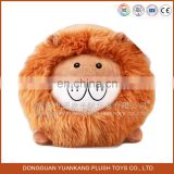 Super Soft Stuffed Animals Brown Lion King Toys