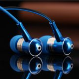 Ufeeling U-07 Metal spring Listening bass Android computer mobile phone games in general and intercom Earphone Headset