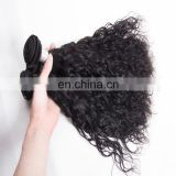 Alibaba wholesale human hair weave bundles kinky curly hair product from Chinese Manufacturer