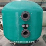 factory Swimming pool top mount sand filter