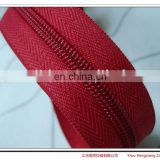N5 NYLON ZIPPER LONG CHAIN FOR BAGS AND GARMENT