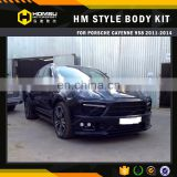 Auto Part Desigin For 2011 2012 2013 2014 Cayenee 958 HM EVO Style Body Kit