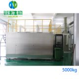 food waste compost machine of 5000kg