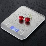 stainless steel digital cooking scale
