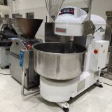 Factory supply industrial stainless steel automatic dough kneader mixer