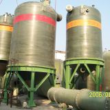 FRP TANK GRP container Vertical horizontal tank Atmospheric pressure or pressure