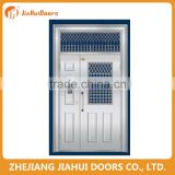 2014 New design Mother-son of stainless steel doors