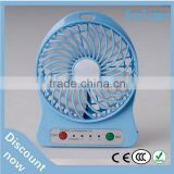 High quality 140*106*42mm car blower air rechargeable portable brushless axial cooling fan 5v for computer and usb