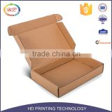 Recycled Cardboard Folding Brown Kraft Paper Box for Shipping                                                                         Quality Choice