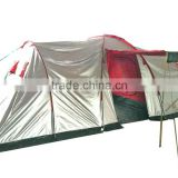 large capacity 10 PERSON FAMILY TENT NEW 2 room outdoor camping tent