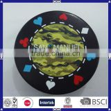 china cheap top quality rubber hockey puck