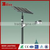 New street lights item type and pure white color temperature(CCT) 90w solar street light led system