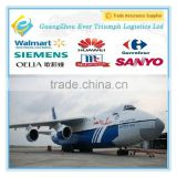 Air freight China to Malaysia door to door delivery service