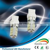 Energy saving,T20 27SMD5630,12V DC,white/warm white,smd led auto lamp