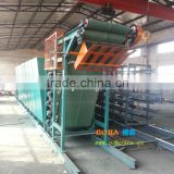 Tyre Factory Full automatic Overhead Fan Cooling Rubber Sheet Cooling line/Batch Off Cooler With Factory Direct Price