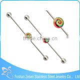 Wholesale Factory Price Cartilage Industrial Piercing Jewelry