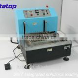 Automatic dip soldering machine (Connected type)(stainless steel furnace)