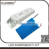 220V C-tick Approved T8 to T5 led tube 18w emergency lighting module for exit sign                                                                         Quality Choice                                                                     Supplier's Ch