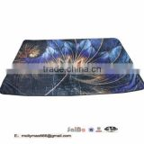 SGS audited factory Sublimation printed polyester flannel blanket                                                                         Quality Choice