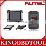 Professional universal auto diagnostic tool--original autel maxisys ms908 with latest version Touch Screen Display obd2 scanner