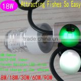 18W professional LED fishing light/electric reel fishing/fishing goods hot sale 15w