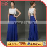china supplier clothing women free prom gown korean style formal maternity dresses royal blue and white wedding dresses