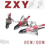 2xj Crimson Talon XT Broadhead 6 Fixed Blade orignal package hunting 100gr archery hunting or shooting