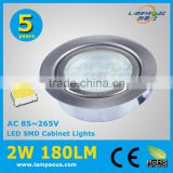 LED cabinet lamps with sensor/touch switch Led Cabinet Light 12v, Under Cabinet Light with smd2835 3w