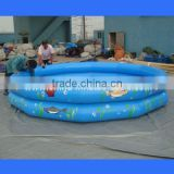 Portable inflatable baby swimming pool, inflatable baby bath pool