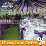 Beautiful wedding reception hall accessories for sale